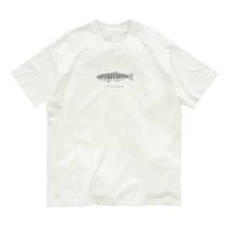 ヤマメ Organic Cotton T-shirts