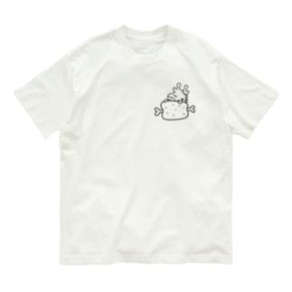 おにくだいすき!きぢんちゃん Organic Cotton T-Shirt