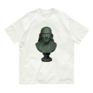 金の猛者 Organic Cotton T-shirts