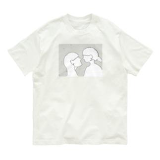 あたしたち Organic Cotton T-shirts