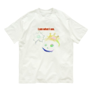 I am what I am. Organic Cotton T-shirts