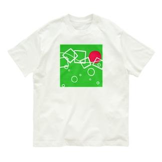 melon  soda Organic Cotton T-shirts