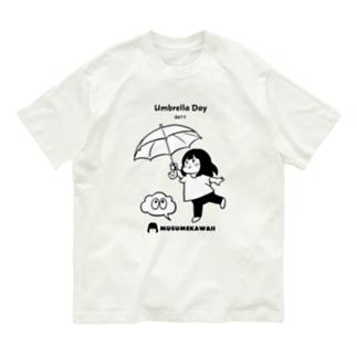 0611「傘の日」 Organic Cotton T-shirts