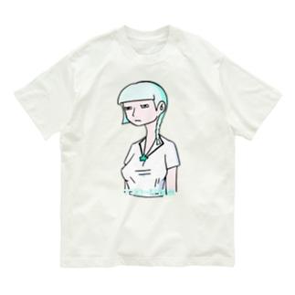 景色さん Organic Cotton T-shirts