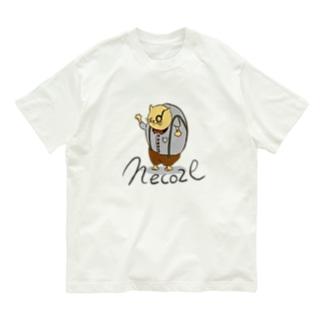 猫背 Organic Cotton T-shirts