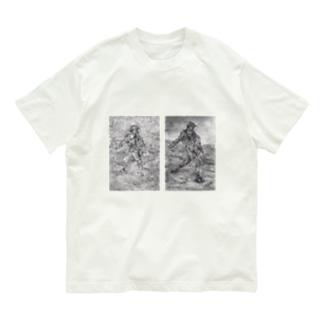 種まく人 Organic Cotton T-shirts