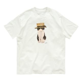 kankanhat_momo Organic Cotton T-shirts