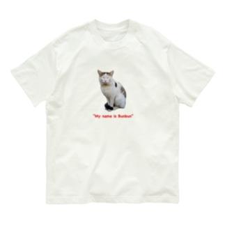 ぶんぶん Organic Cotton T-shirts