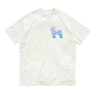 花-sun 2 マルチーズ Organic Cotton T-shirts