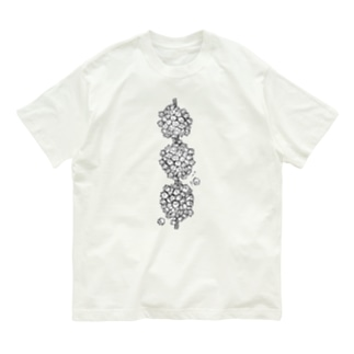 ほやのみずあげ(両面) Organic Cotton T-shirts