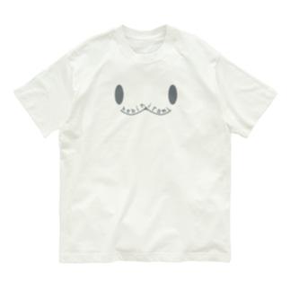 へびにらみ Organic Cotton T-shirts