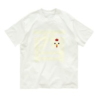 干支字-酉- Organic Cotton T-shirts