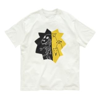 骨ピンチ Organic Cotton T-shirts