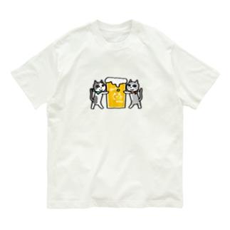ご注文のビールです Organic Cotton T-shirts