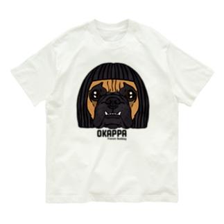 岡っぱどーんタイプ Organic Cotton T-shirts