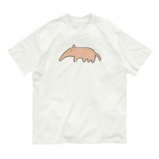 アリクイくん Organic Cotton T-shirts