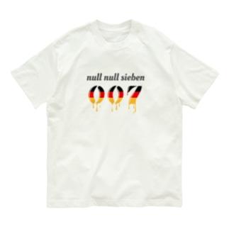 ぬるぬるズィーベン 007 null null sieben Organic Cotton T-shirts