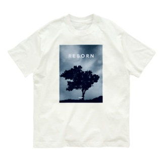 REBORN Organic Cotton T-shirts
