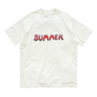 夏とスイカを同時に主張したい人向け Organic Cotton T-shirts