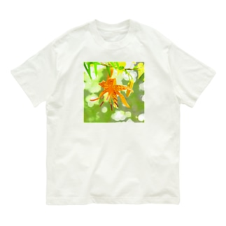 オニユリ Organic Cotton T-shirts
