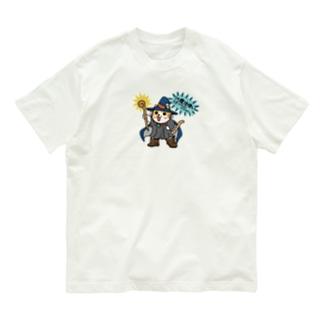 うきうき魔法使い Organic Cotton T-shirts