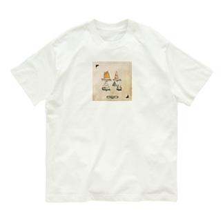 ヨットくん Organic Cotton T-shirts