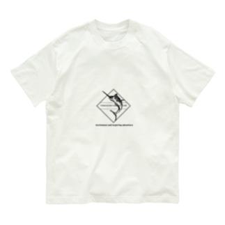 テラ小釣り部 Organic Cotton T-shirts