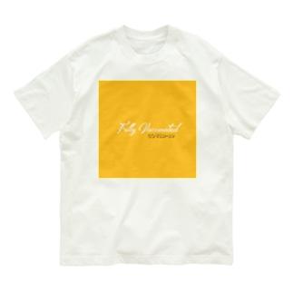 ワクチン2回打ちました〜Fully vaccinated Organic Cotton T-shirts