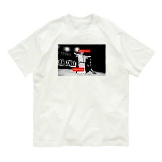 谷嵜Tシャツ Organic Cotton T-Shirt