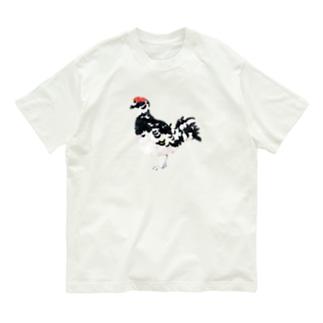 ライチョウ Organic Cotton T-shirts