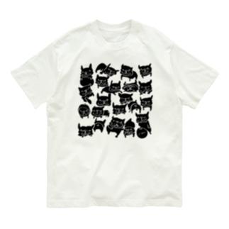 FB LOVE T ブラック Organic Cotton T-shirts