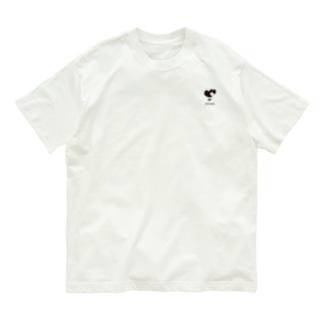 oblaatシンプル Organic Cotton T-shirts
