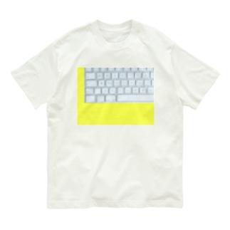 keyboard Organic Cotton T-Shirt