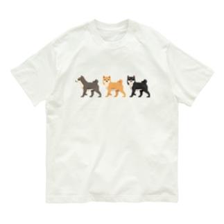 シバホリック(行進) Organic Cotton T-shirts