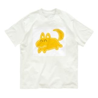 名犬うめ Organic Cotton T-Shirt