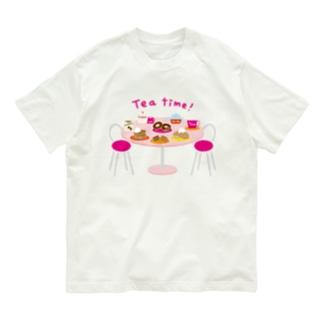 TEA TIME! Organic Cotton T-shirts