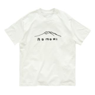 山の門の青森 Organic Cotton T-Shirt