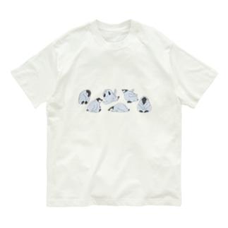 マツザキユキのエンペラーヒナちゃんコロンと! Organic Cotton T-Shirt
