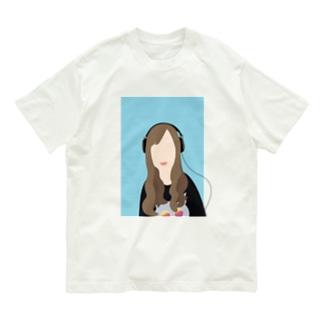 ライバーンタ BLUE Organic Cotton T-shirts