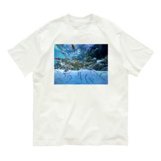 海の日常 Organic Cotton T-shirts