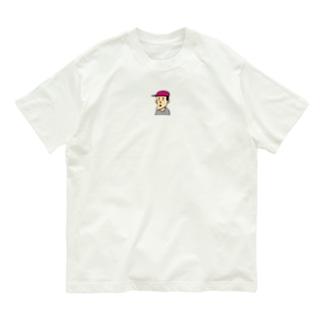 青年アゴ吉 Organic Cotton T-shirts