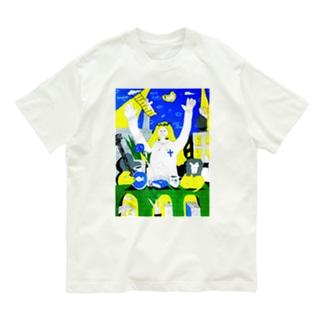 """""""JOYFUL,JOYFUL""""  Organic Cotton T-shirts"""