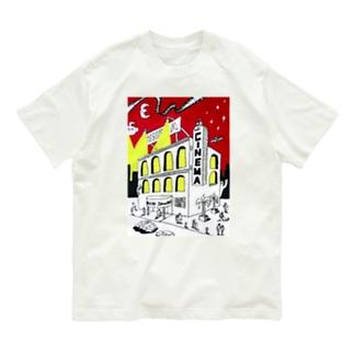 """ CINEMA ""  Organic Cotton T-shirts"