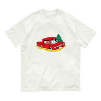 """LIFE WITH DOG"" Organic Cotton T-shirts"