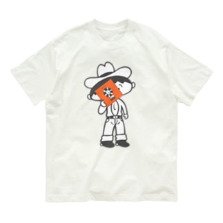 RHION×RECOSUKE Organic Cotton T-Shirt