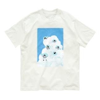 夏風とヒナチャン Organic Cotton T-Shirt