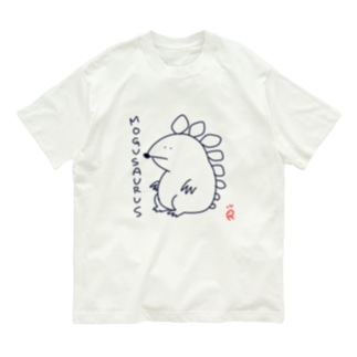 モグサウルス Organic Cotton T-shirts