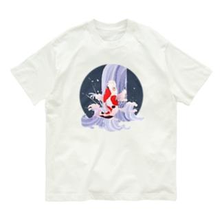 鯉の滝登り Organic Cotton T-shirts