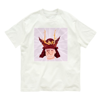LOVE武者 Organic Cotton T-shirts