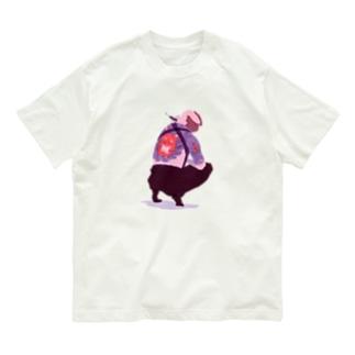 刺青の男 Organic Cotton T-shirts